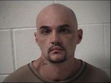 Christopher Caudill (source: Scott County Detention Center)
