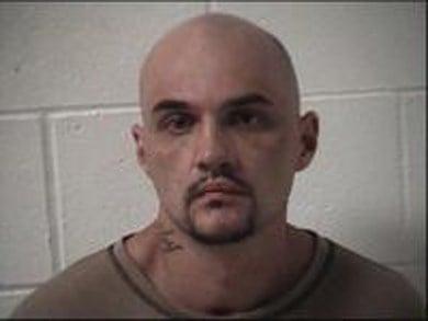 Christopher Caudill (source: Scott County Detention Center)