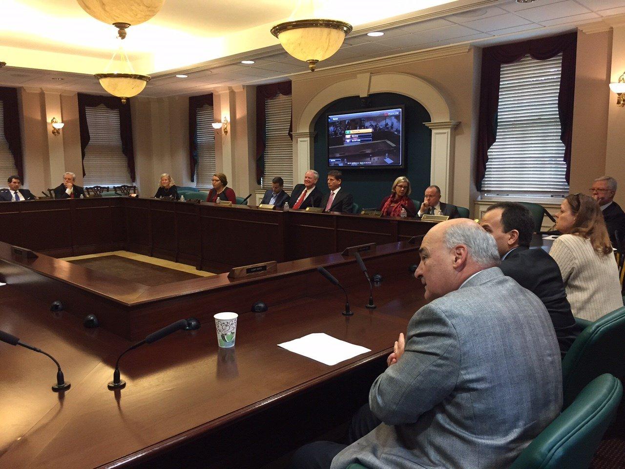 University of Louisville Board of Trustees, Nov. 5, 2015