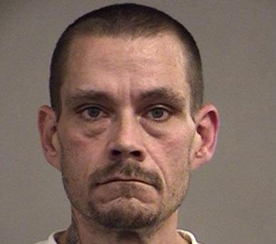 Jesse Thompson (source: Louisville Metro Corrections)