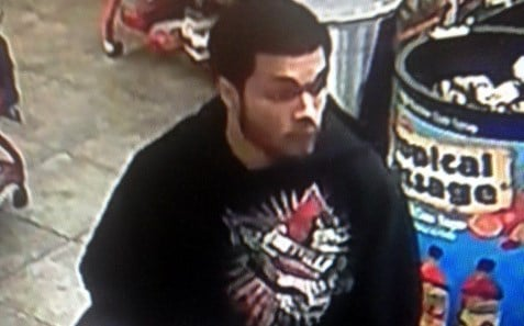 Police say this man is suspected in a Jeffersonville carjacking