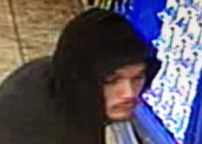 Police say this man carjacked and beat an elderly Jeffersonville woman