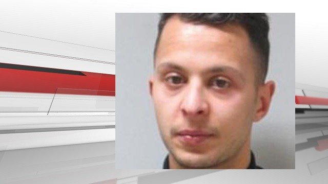 (Belgian Federal Police via AP). This undated file photo provided by the Belgian Federal Police shows 26-year old Salah Abdeslam, who is wanted by police in connection with recent terror attacks in Paris, as a police investigation continues.