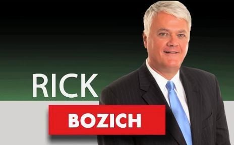Rick Bozich is sticking with his pick of UK over U of L Saturday.