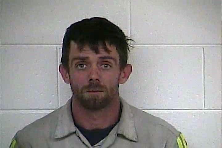 Joshua Sparkman (Source: Henry County Detention Center)