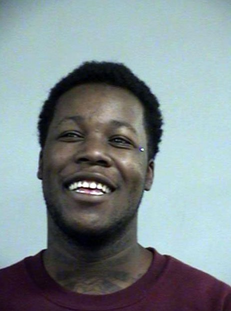 Tyrone Porter is charged with first degree robbery