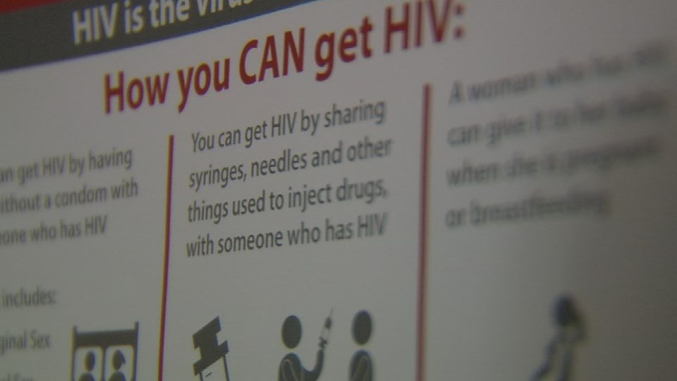More than 180 people have tested positive for HIV in connection to the outbreak centered in Austin.