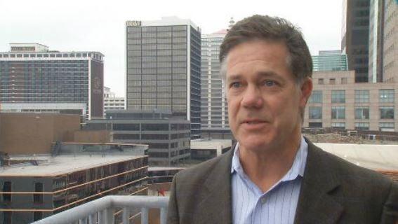 Kent Oyler, CEO of Greater Louisville Inc.