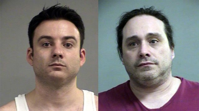 Jonathan Howard and Michael L. Smith (Source: Louisville Metro Corrections)