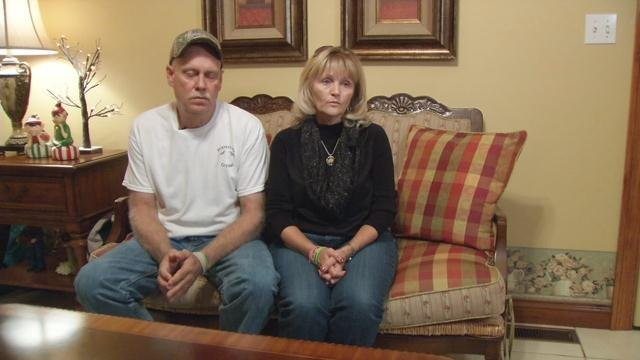 Crystal Rogers' parents say they are holding a protest to bring more attention to their daughter's case and other unsolved murders in Nelson County.
