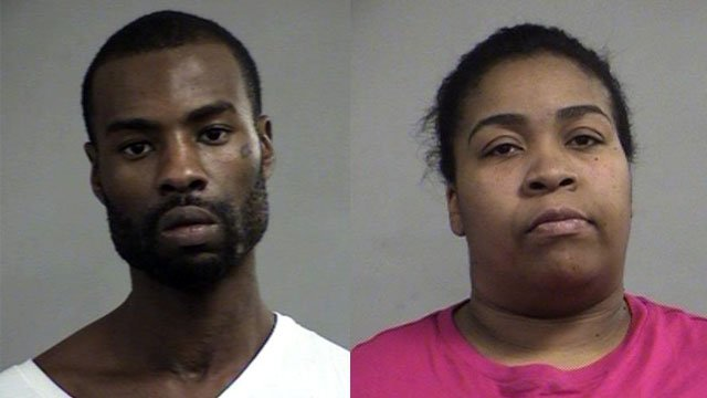 Maurice Gibson and Janell Gore (Source: Louisville Metro Corrections)