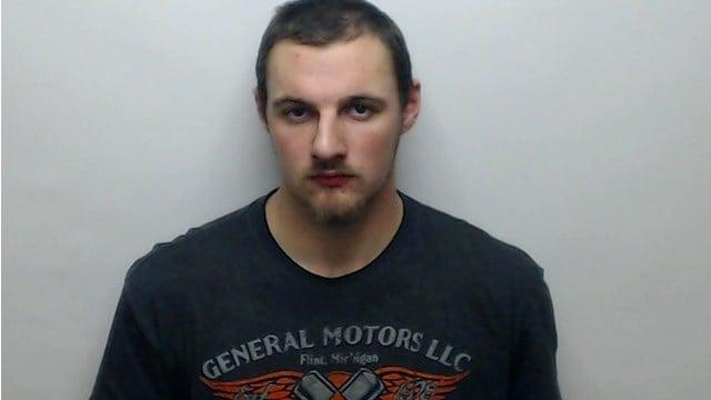 Brandon Bailey (source: Clark County Detention Center)