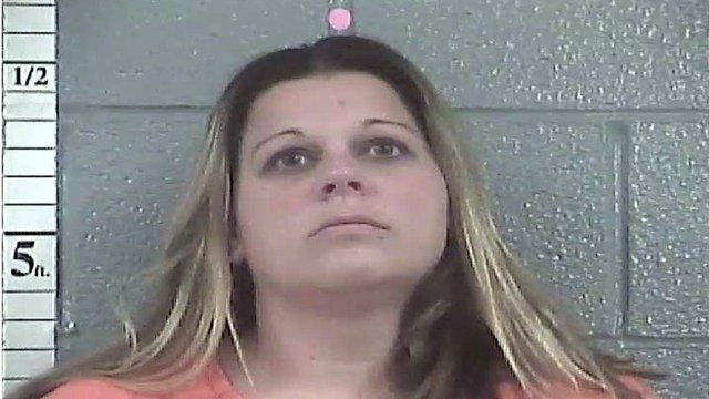 Kristan Smith (source: Bullitt County Detention Center)