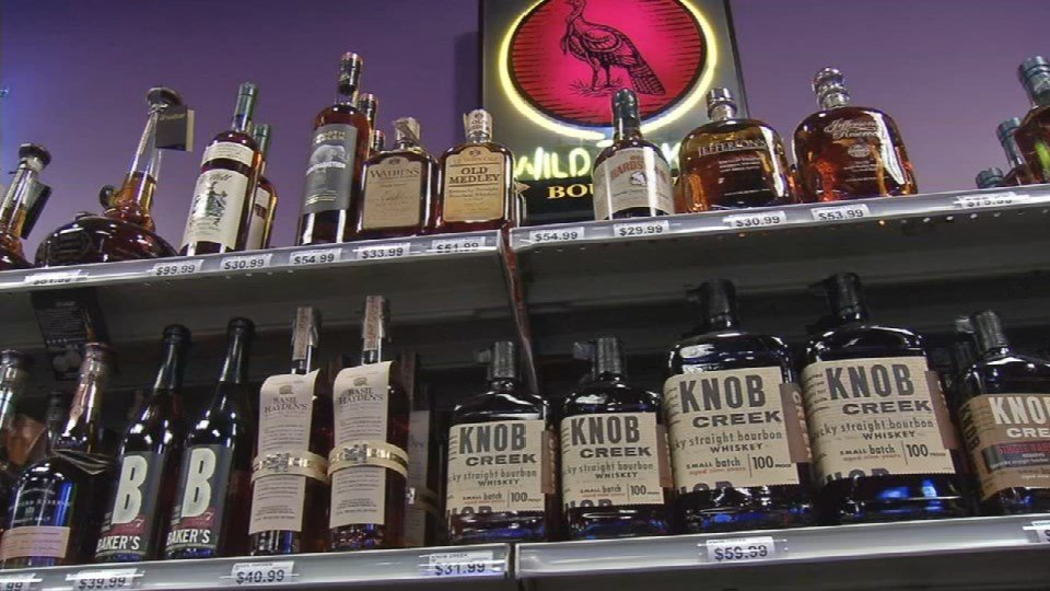 There are only a handful of places in Oldham County where you can buy packaged alcohol.