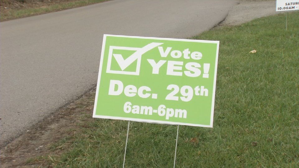 Voters will be able to decide in a special election if Oldham County will remain dryor go wet.