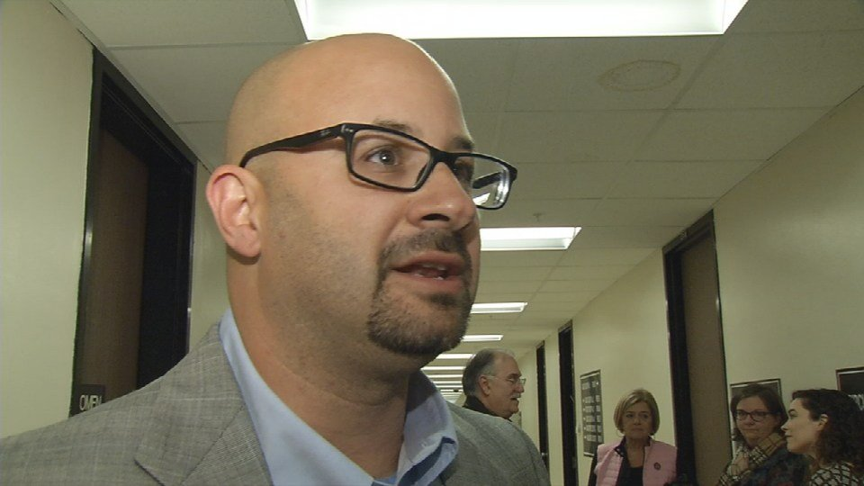Josh Rodriquez speaks to WDRB Tuesday, Dec. 22, 2015 about the results of the recount.