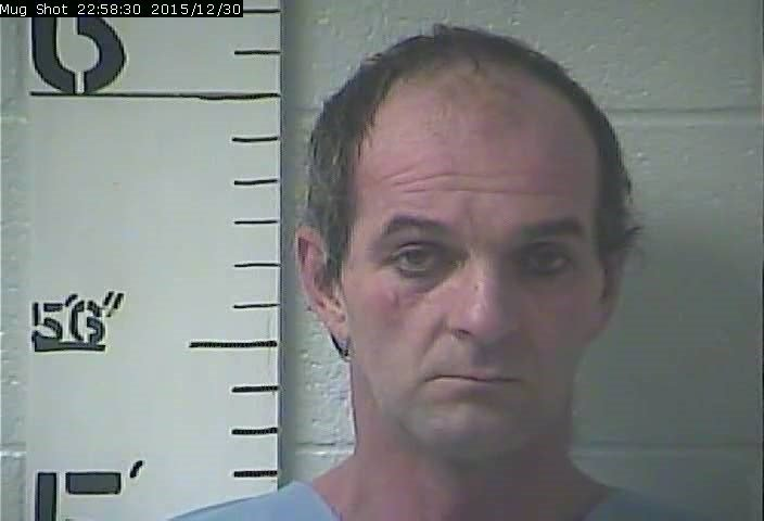 Hardin County Detention Center booking photo
