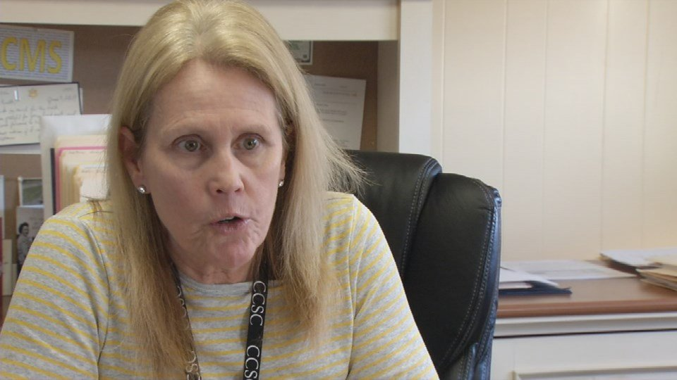 """""""It really was quite a nightmare,"""" Clarksville Community Schools superintendent Kimberly Knott said."""