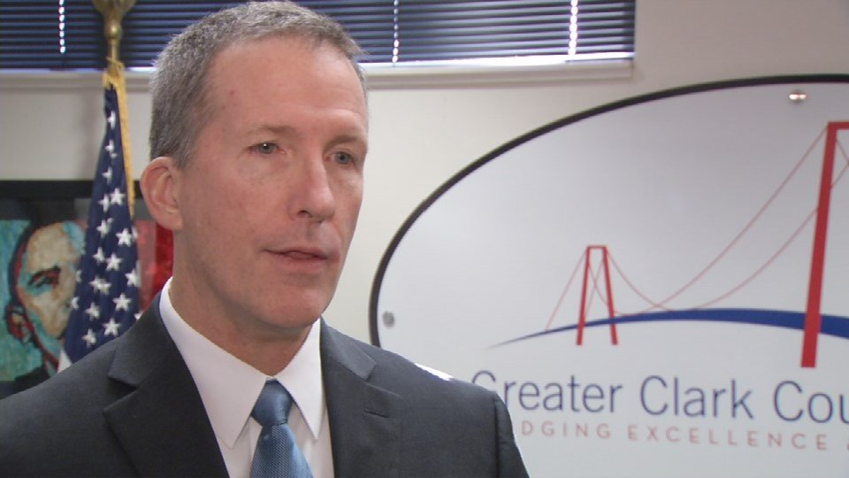 """""""The way this test was changed and has been administered is unfair,"""" Greater Clark County Schools superintendent Andrew Melin said."""