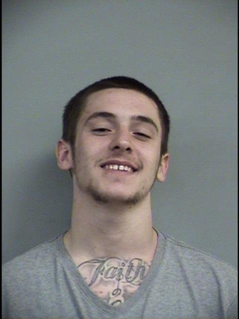 Austin Patton (Source: Louisville Metro Corrections)