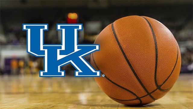 Kentucky won its first road game, handling Alabama in Tuscaloosa Saturday night.