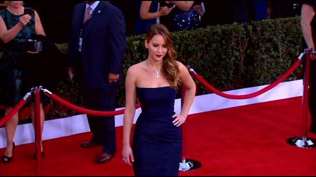 Jennifer Lawrence (Credit: Associated Press)