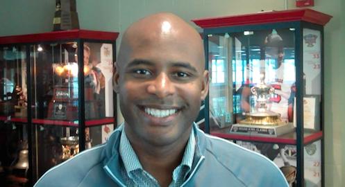 Keith Heyward will coach the Louisville secondary next season.
