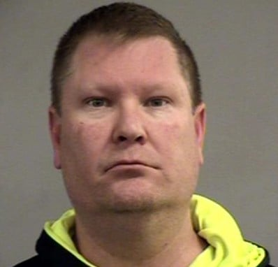 Mark  Hockensmith (source: Louisville Metro Corrections)