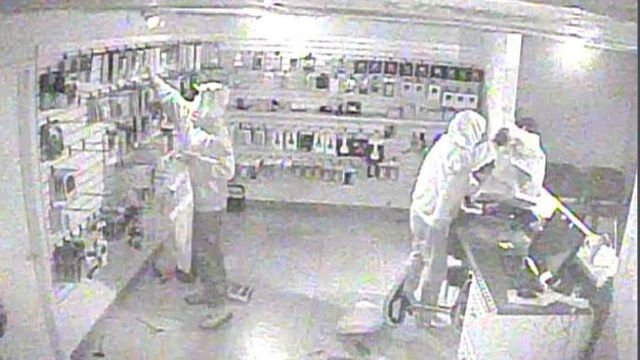 Surveillance photo provided by Louisville Metro Police.