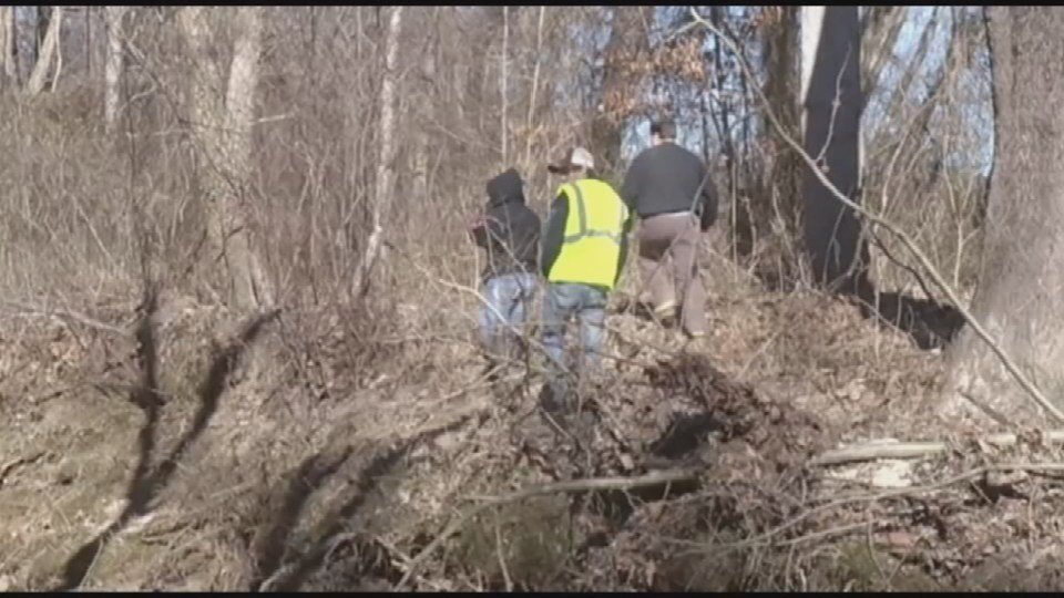 Searchers are coming a thousand acres of land looking for 2-year-old Noah Chamberlin.