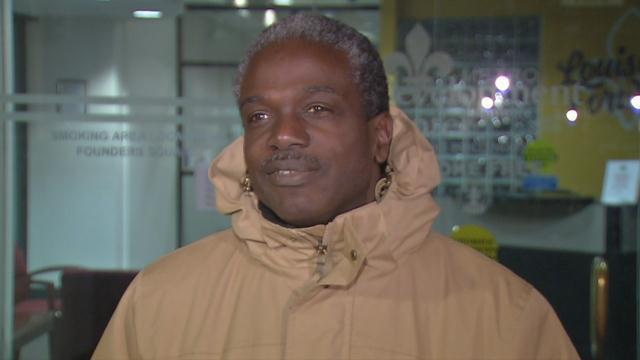 Louisville Metro Public Works spokesperson Harold Adams.