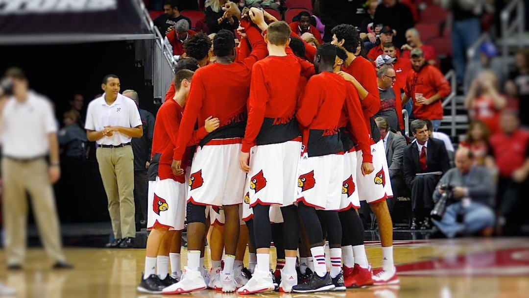 Louisville is preparing for an up-tempo game against Florida State. (WDRB photo by Eric Crawford.)
