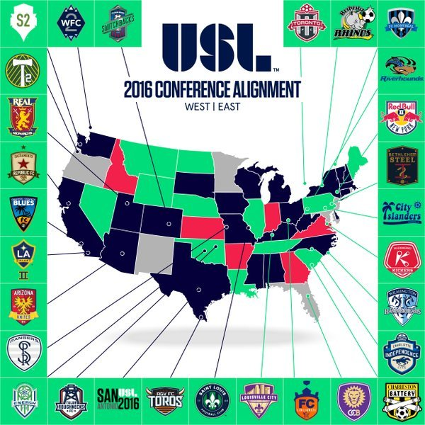 (Graphic courtesy: USL)