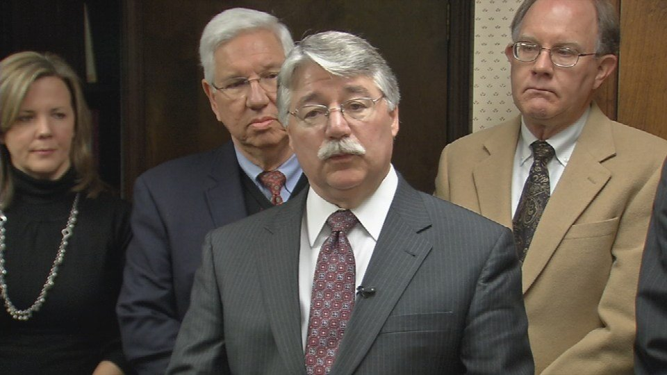 Indiana Attorney General Greg Zoeller announced a $300,000 grant to help Indiana Legal Services offer debt counseling.