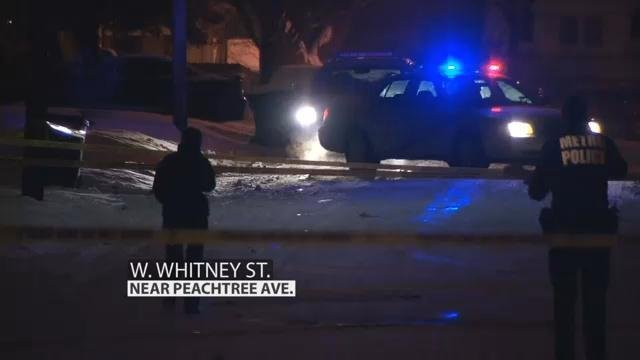 Woman shot and killed on West Whitney Ave.
