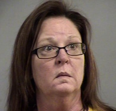 Tracy Hall (source: Louisville Metro Corrections)