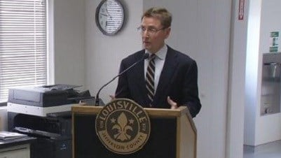 Lexington Mayor Jim Gray is running for Congress.