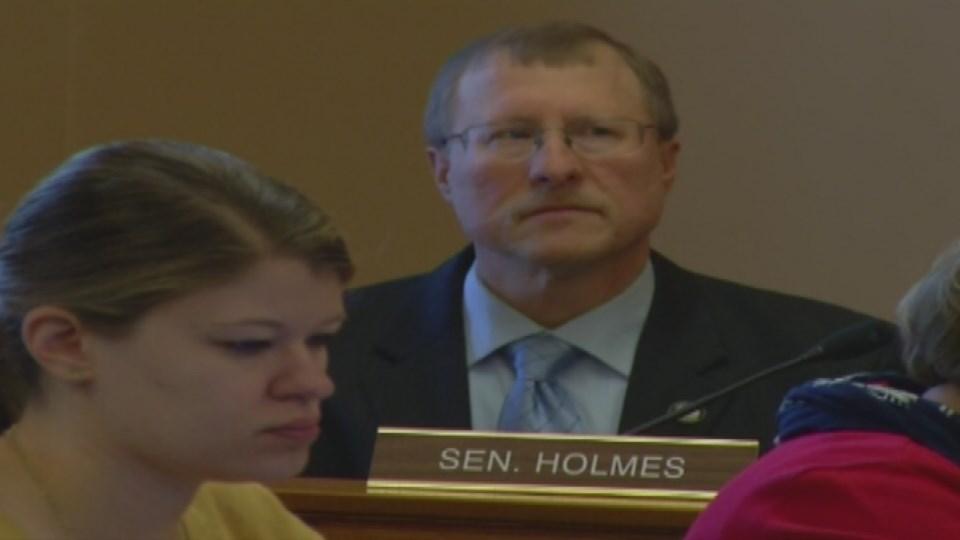 Sen. Mitch Holmes
