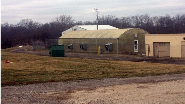 Police say 21-year-old Charles Smith picked up a minor at this greenhouse across the street from her middle school.