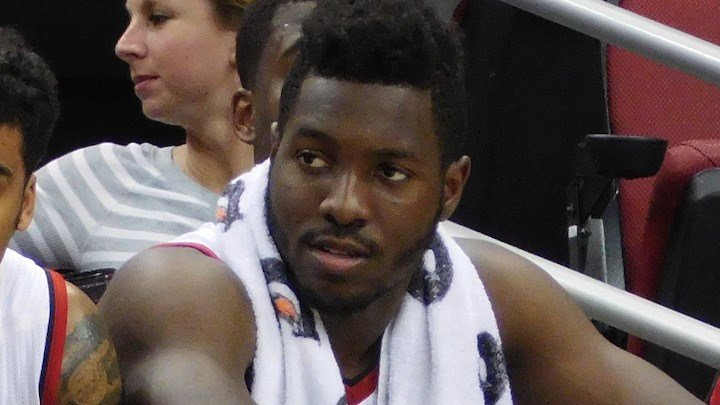 Louisville's Chinanu Onuaku has become one of the 10 most-efficient players in the nation, according to Ken Pomeroy. (WDRB photo by Eric Crawford).