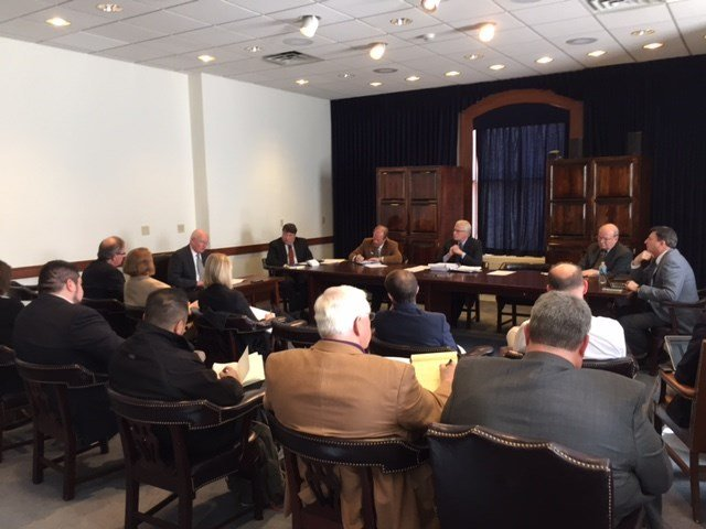 The Kentucky Communications Network Authority met Thursday, Jan. 28, in Frankfort.