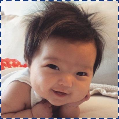Isla is 2016's Gerber Baby
