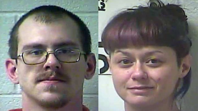 Christopher Deaton and Schawn Millin (Source: Hardin County Detention Center)