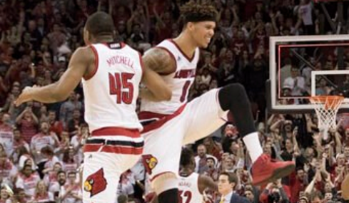 Louisville's win over North Carolina impressed more than U of L fans (Photo by Mike DeZarn, special to WDRB).