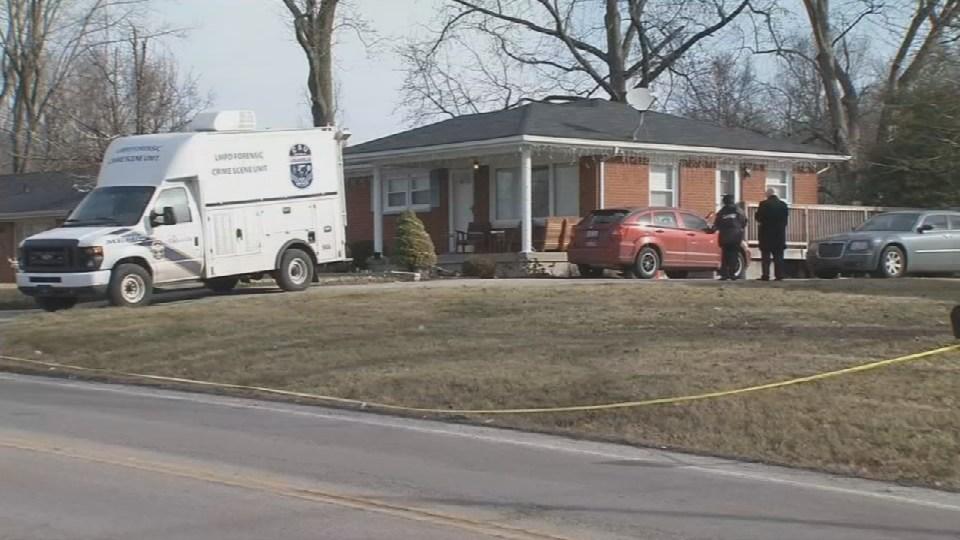 A homeowner fired her gun in self-defense last Thursday, fatally shooting Joseph Krueger, 43.