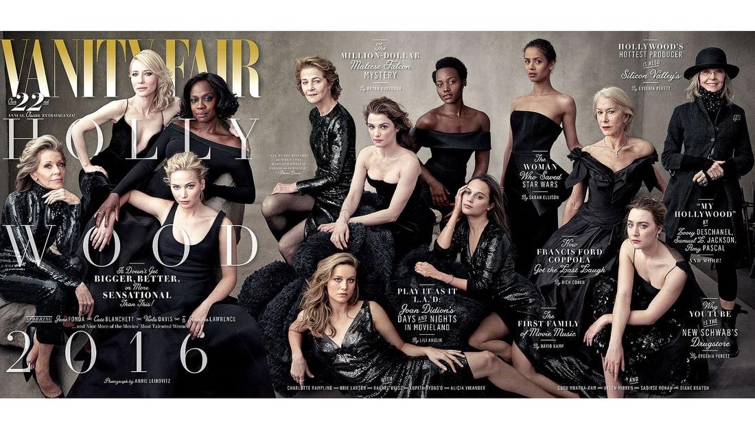 Annie Leibovitz exclusively for Vanity Fair