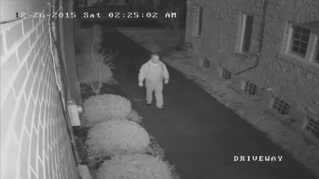 LMPD detectives are trying to identify the man seen in this video. He' accused of stealing rare coins valued at more than $1 million from a home in the Highlands on Dec. 26, 2016.