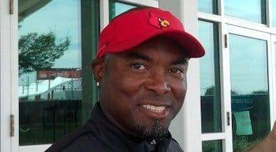 Lamar Thomas. (WDRB photo).