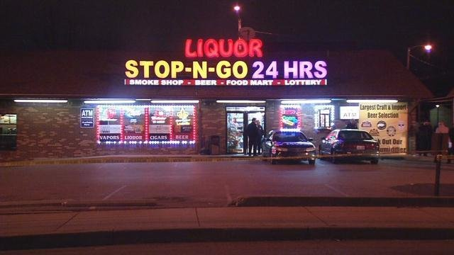Police say an employee of this Stop-N-Go convenience store was fatally shot on Feb. 4, 2016.