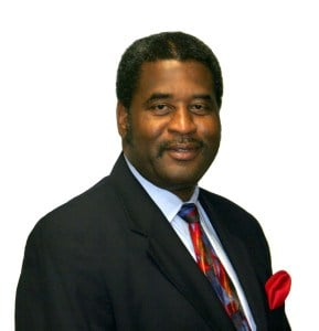 Kentucky State University President Raymond Burse